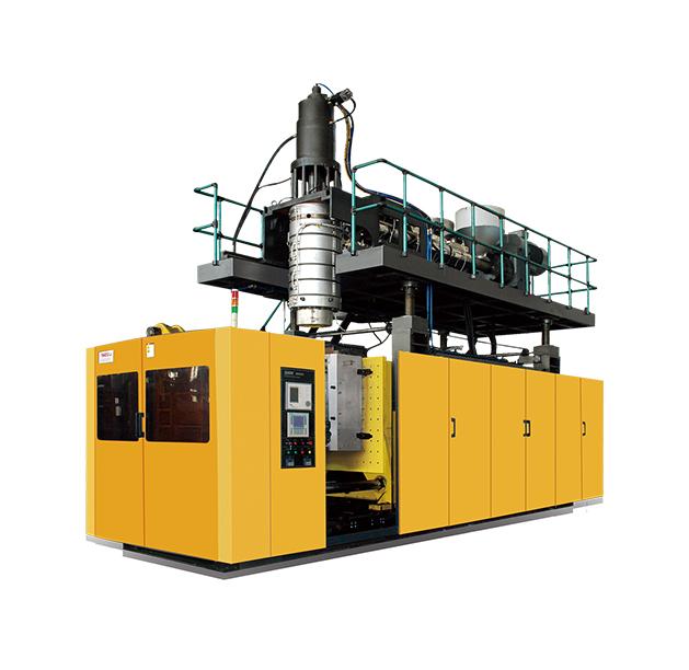 DHB-M200大型储料式2-3层共挤中空成型机