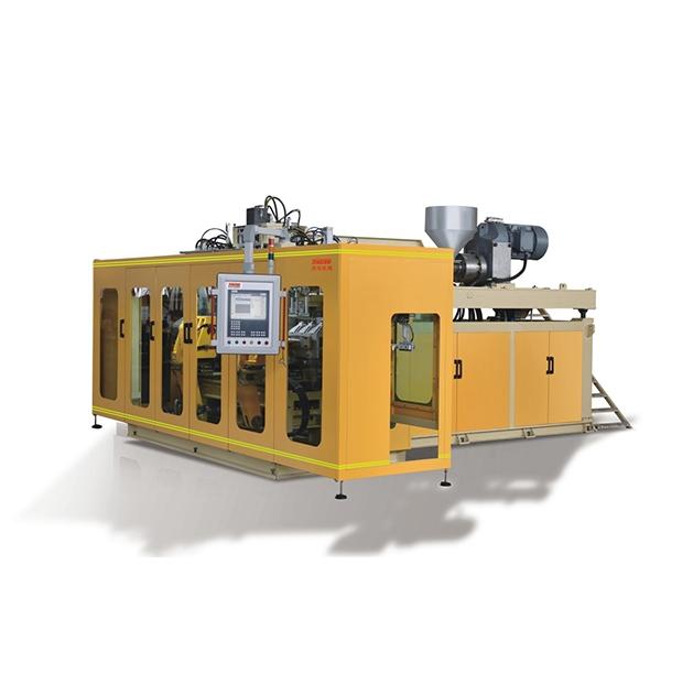 全球快速平移全自动中空吹塑机DHD-QK100
