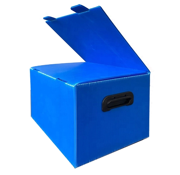 塑料PP中空板箱